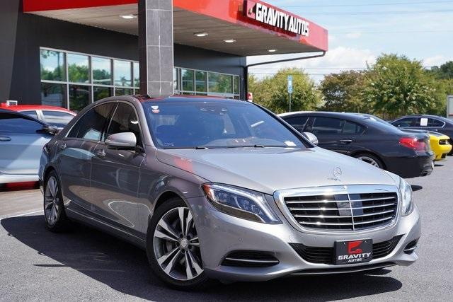 Used 2015 Mercedes-Benz S-Class S 550 for sale $43,991 at Gravity Autos Roswell in Roswell GA 30076 2