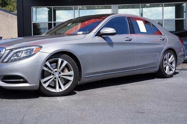 Used 2015 Mercedes-Benz S-Class S 550 for sale $43,991 at Gravity Autos Roswell in Roswell GA 30076 3