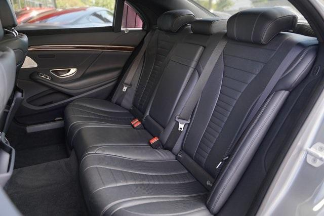 Used 2015 Mercedes-Benz S-Class S 550 for sale $43,991 at Gravity Autos Roswell in Roswell GA 30076 33