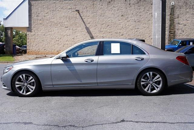 Used 2015 Mercedes-Benz S-Class S 550 for sale $43,991 at Gravity Autos Roswell in Roswell GA 30076 4