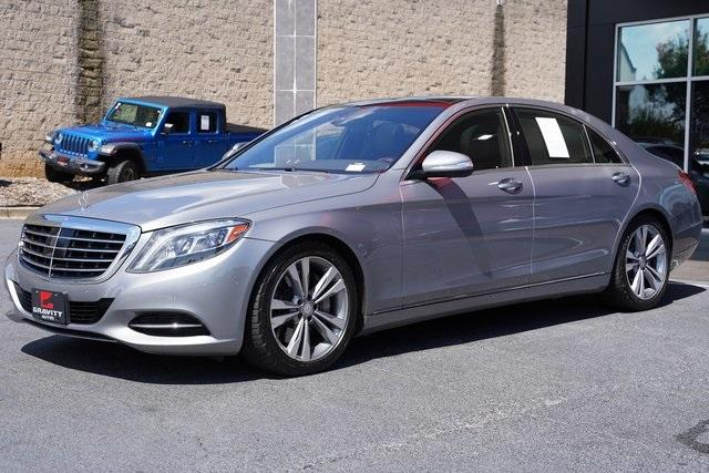 Used 2015 Mercedes-Benz S-Class S 550 for sale $43,991 at Gravity Autos Roswell in Roswell GA 30076 5