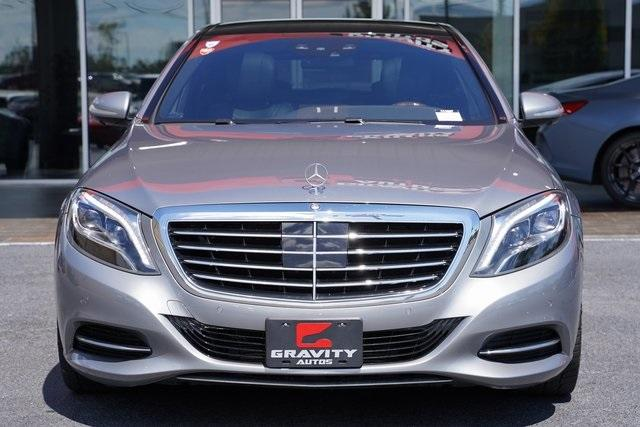 Used 2015 Mercedes-Benz S-Class S 550 for sale $43,991 at Gravity Autos Roswell in Roswell GA 30076 6