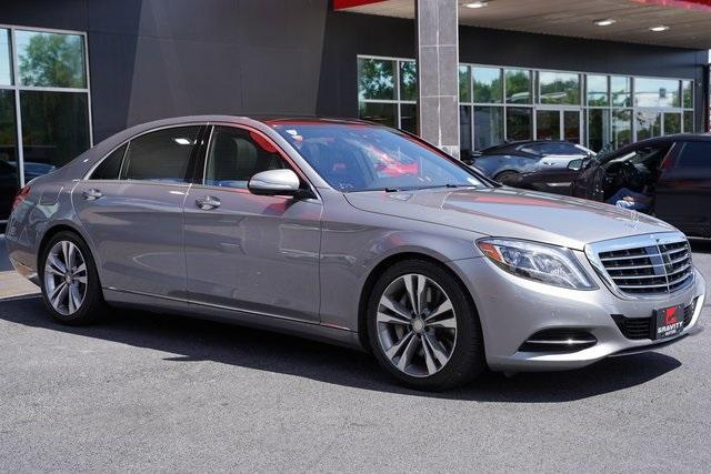 Used 2015 Mercedes-Benz S-Class S 550 for sale $43,991 at Gravity Autos Roswell in Roswell GA 30076 7
