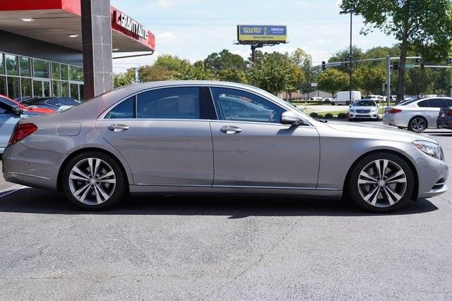Used 2015 Mercedes-Benz S-Class S 550 for sale $43,991 at Gravity Autos Roswell in Roswell GA 30076 8