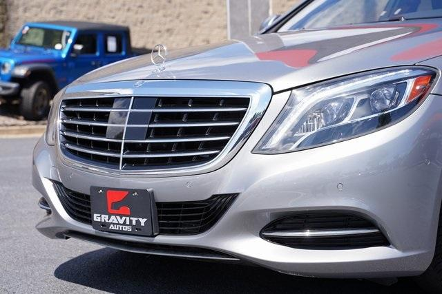 Used 2015 Mercedes-Benz S-Class S 550 for sale $43,991 at Gravity Autos Roswell in Roswell GA 30076 9