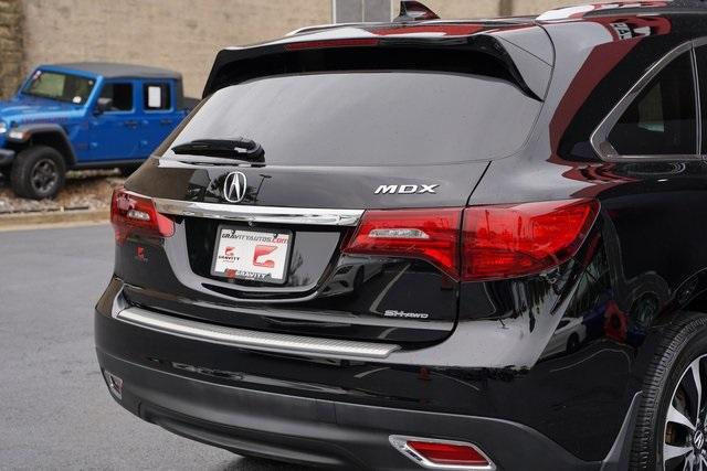Used 2015 Acura MDX 3.5L Technology Package for sale $23,992 at Gravity Autos Roswell in Roswell GA 30076 14