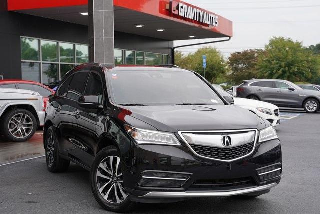 Used 2015 Acura MDX 3.5L Technology Package for sale $23,992 at Gravity Autos Roswell in Roswell GA 30076 2