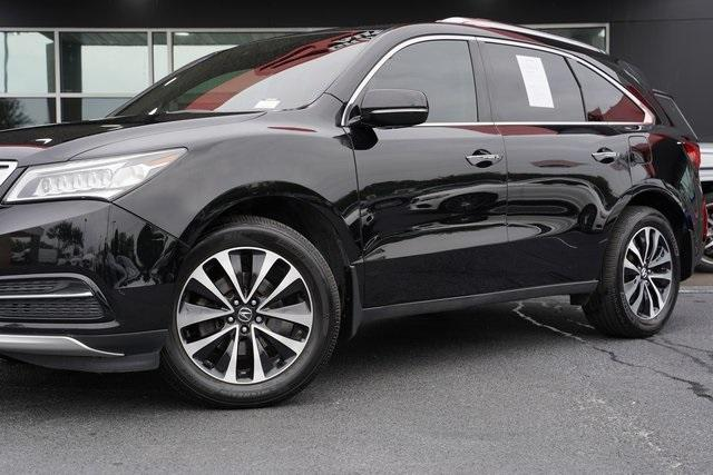 Used 2015 Acura MDX 3.5L Technology Package for sale $23,992 at Gravity Autos Roswell in Roswell GA 30076 3