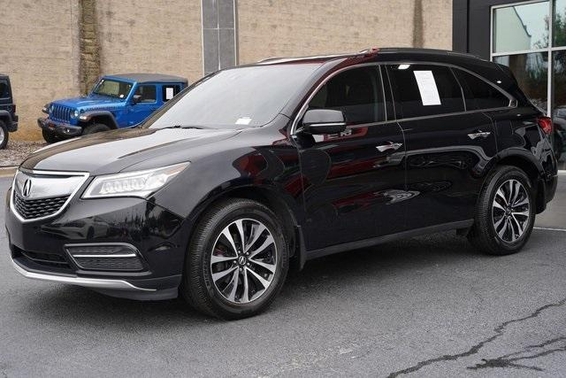 Used 2015 Acura MDX 3.5L Technology Package for sale $23,992 at Gravity Autos Roswell in Roswell GA 30076 5