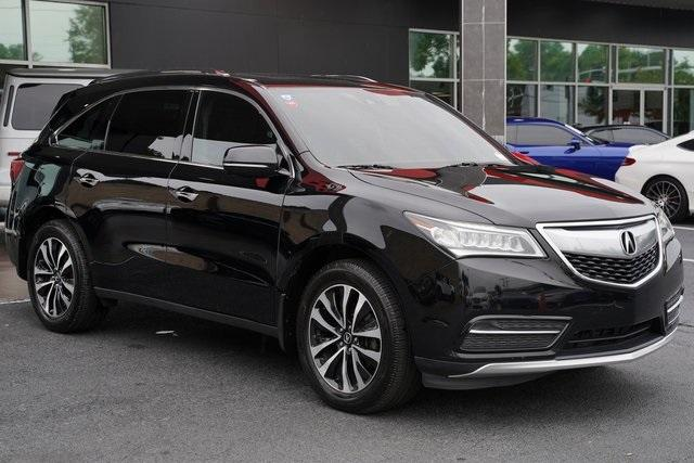 Used 2015 Acura MDX 3.5L Technology Package for sale $23,992 at Gravity Autos Roswell in Roswell GA 30076 7