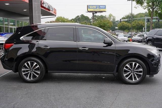 Used 2015 Acura MDX 3.5L Technology Package for sale $23,992 at Gravity Autos Roswell in Roswell GA 30076 8