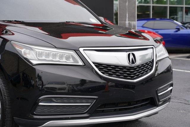 Used 2015 Acura MDX 3.5L Technology Package for sale $23,992 at Gravity Autos Roswell in Roswell GA 30076 9