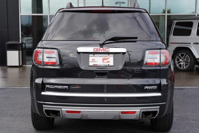 Used 2015 GMC Acadia Denali for sale $25,991 at Gravity Autos Roswell in Roswell GA 30076 12