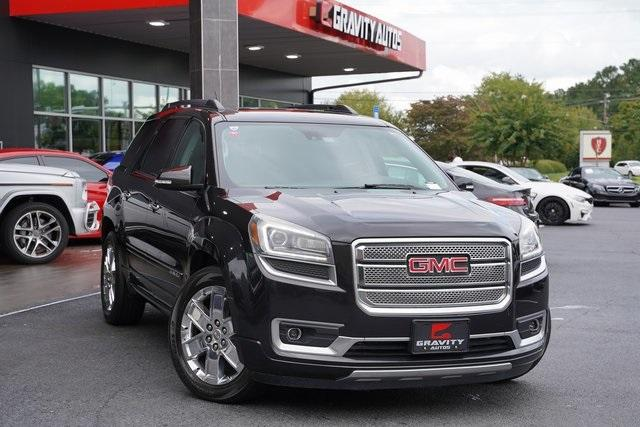 Used 2015 GMC Acadia Denali for sale $25,991 at Gravity Autos Roswell in Roswell GA 30076 2