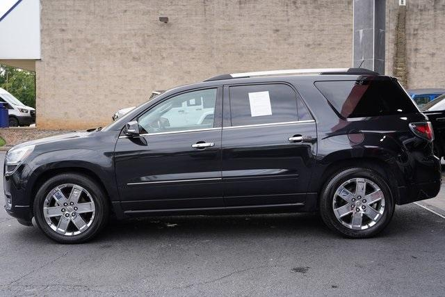 Used 2015 GMC Acadia Denali for sale $25,991 at Gravity Autos Roswell in Roswell GA 30076 4