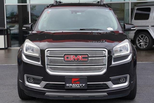Used 2015 GMC Acadia Denali for sale $25,991 at Gravity Autos Roswell in Roswell GA 30076 6