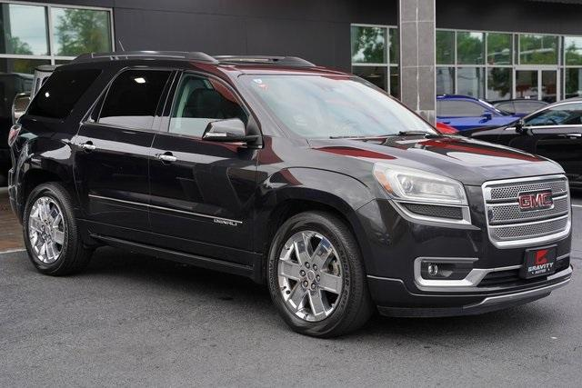 Used 2015 GMC Acadia Denali for sale $25,991 at Gravity Autos Roswell in Roswell GA 30076 7