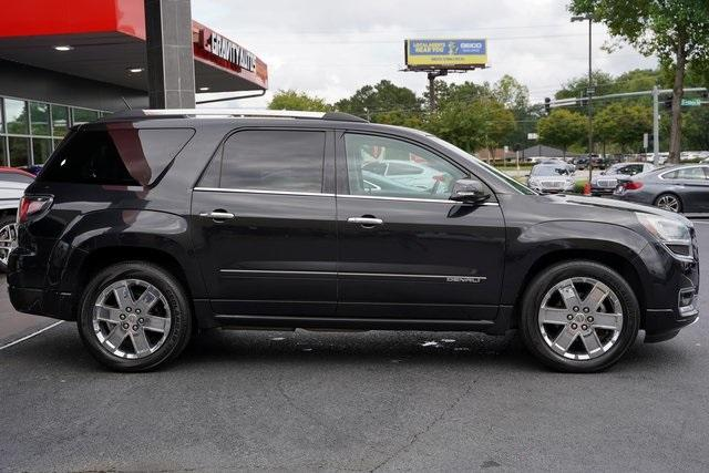 Used 2015 GMC Acadia Denali for sale $25,991 at Gravity Autos Roswell in Roswell GA 30076 8
