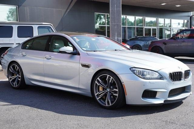 Used 2015 BMW M6 Base for sale $56,991 at Gravity Autos Roswell in Roswell GA 30076 11