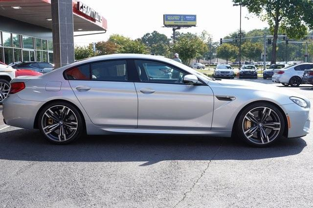 Used 2015 BMW M6 Base for sale $56,991 at Gravity Autos Roswell in Roswell GA 30076 12