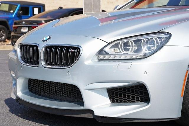 Used 2015 BMW M6 Base for sale $56,991 at Gravity Autos Roswell in Roswell GA 30076 13
