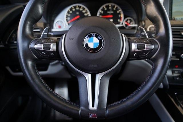 Used 2015 BMW M6 Base for sale $56,991 at Gravity Autos Roswell in Roswell GA 30076 17