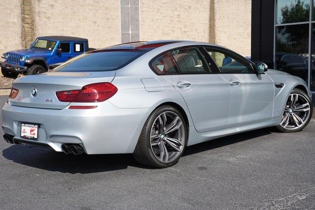 Used 2015 BMW M6 Base for sale $56,991 at Gravity Autos Roswell in Roswell GA 30076 4