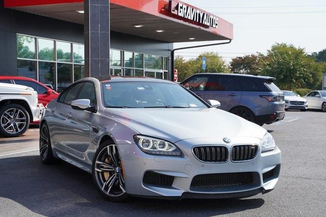 Used 2015 BMW M6 Base for sale $56,991 at Gravity Autos Roswell in Roswell GA 30076 6