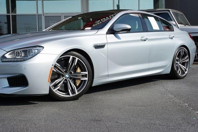 Used 2015 BMW M6 Base for sale $56,991 at Gravity Autos Roswell in Roswell GA 30076 7