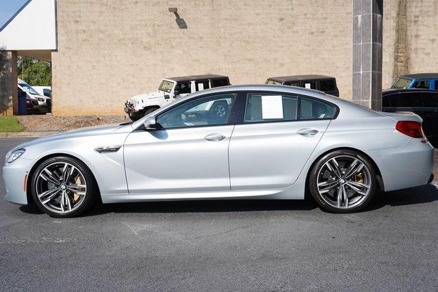 Used 2015 BMW M6 Base for sale $56,991 at Gravity Autos Roswell in Roswell GA 30076 8