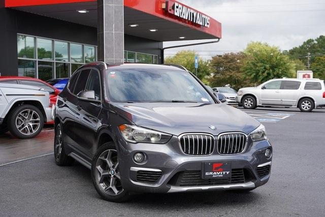 Used 2018 BMW X1 sDrive28i for sale $29,991 at Gravity Autos Roswell in Roswell GA 30076 2