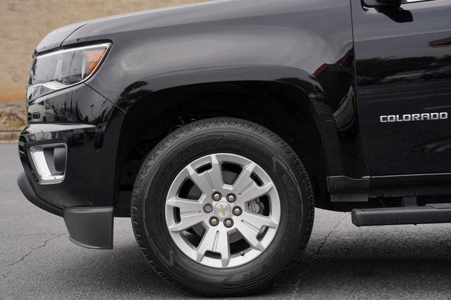 Used 2019 Chevrolet Colorado LT for sale $32,991 at Gravity Autos Roswell in Roswell GA 30076 10