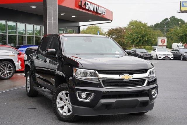Used 2019 Chevrolet Colorado LT for sale $32,991 at Gravity Autos Roswell in Roswell GA 30076 2