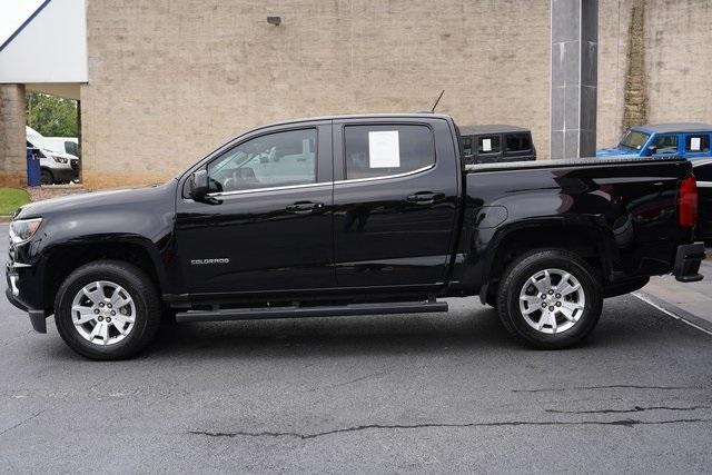 Used 2019 Chevrolet Colorado LT for sale $32,991 at Gravity Autos Roswell in Roswell GA 30076 4