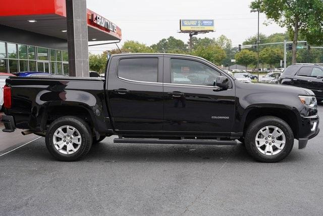 Used 2019 Chevrolet Colorado LT for sale $32,991 at Gravity Autos Roswell in Roswell GA 30076 8