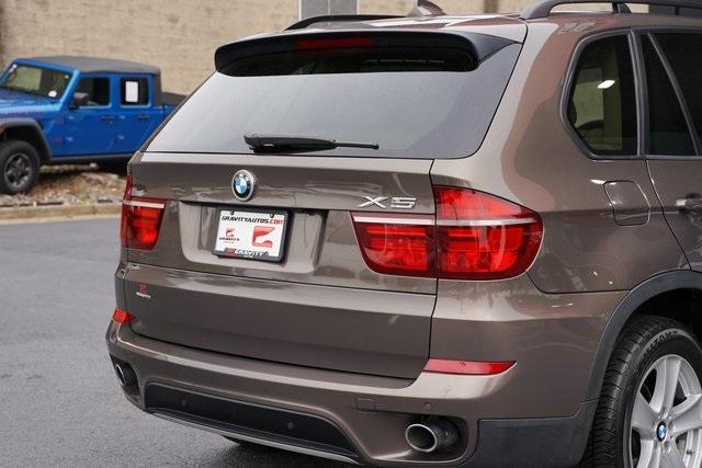 Used 2012 BMW X5 xDrive35d for sale $18,991 at Gravity Autos Roswell in Roswell GA 30076 14