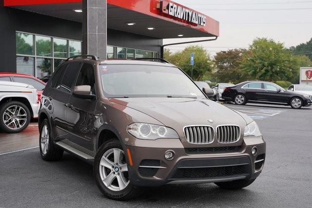 Used 2012 BMW X5 xDrive35d for sale $18,991 at Gravity Autos Roswell in Roswell GA 30076 2