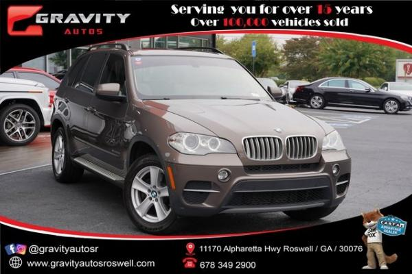 Used 2012 BMW X5 xDrive35d for sale $17,996 at Gravity Autos Roswell in Roswell GA