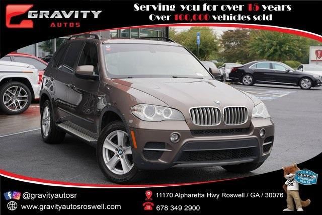 Used 2012 BMW X5 xDrive35d for sale $18,991 at Gravity Autos Roswell in Roswell GA 30076 1