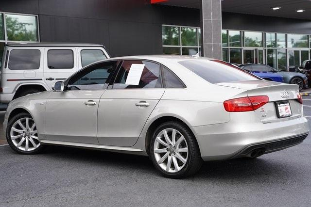 Used 2014 Audi A4 2.0T Premium for sale $15,992 at Gravity Autos Roswell in Roswell GA 30076 10