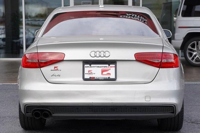 Used 2014 Audi A4 2.0T Premium for sale $15,992 at Gravity Autos Roswell in Roswell GA 30076 11