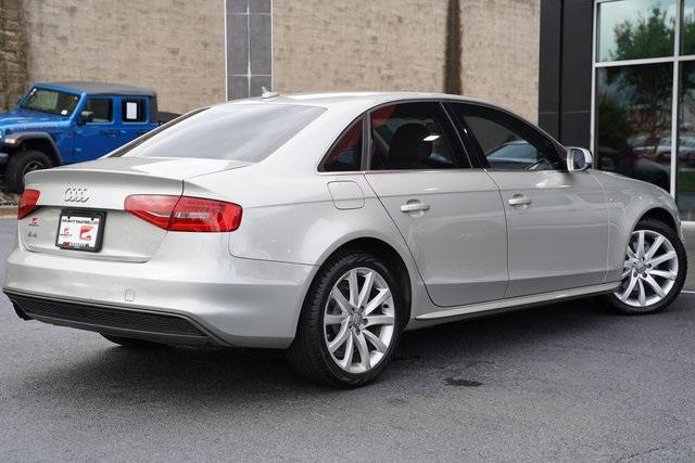 Used 2014 Audi A4 2.0T Premium for sale $15,992 at Gravity Autos Roswell in Roswell GA 30076 12