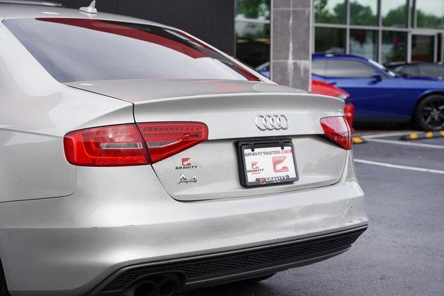 Used 2014 Audi A4 2.0T Premium for sale $15,992 at Gravity Autos Roswell in Roswell GA 30076 13