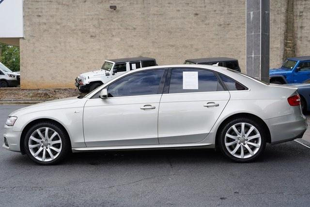 Used 2014 Audi A4 2.0T Premium for sale $15,992 at Gravity Autos Roswell in Roswell GA 30076 4