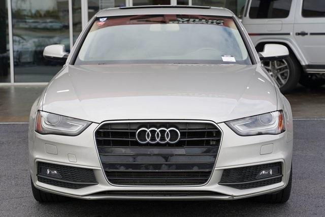 Used 2014 Audi A4 2.0T Premium for sale $15,992 at Gravity Autos Roswell in Roswell GA 30076 6