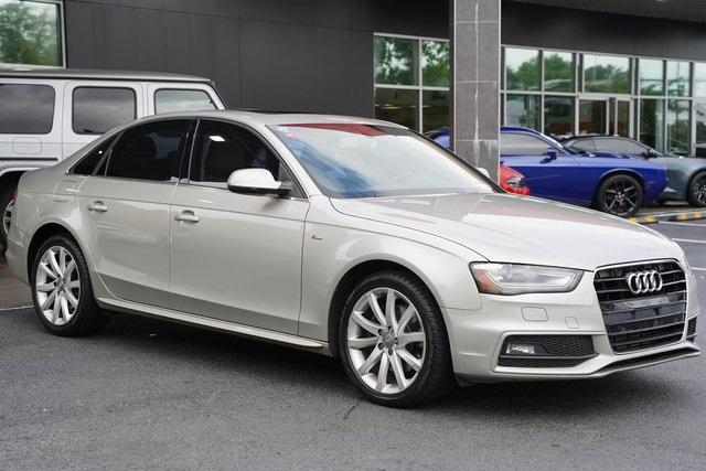 Used 2014 Audi A4 2.0T Premium for sale $15,992 at Gravity Autos Roswell in Roswell GA 30076 7