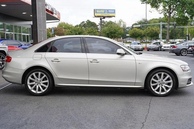 Used 2014 Audi A4 2.0T Premium for sale $15,992 at Gravity Autos Roswell in Roswell GA 30076 8