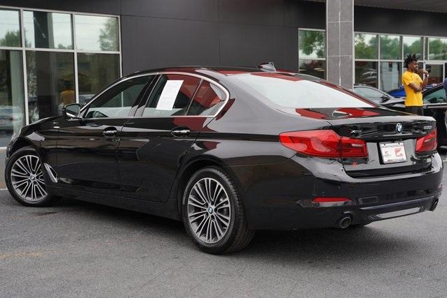 Used 2018 BMW 5 Series 530i xDrive for sale $37,496 at Gravity Autos Roswell in Roswell GA 30076 11