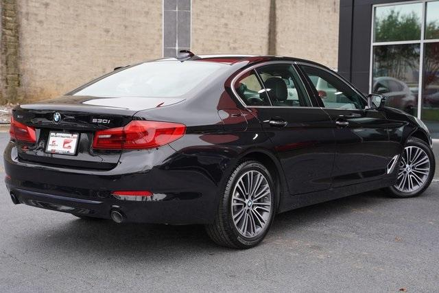 Used 2018 BMW 5 Series 530i xDrive for sale $37,496 at Gravity Autos Roswell in Roswell GA 30076 13