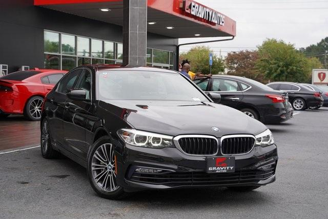 Used 2018 BMW 5 Series 530i xDrive for sale $37,496 at Gravity Autos Roswell in Roswell GA 30076 2
